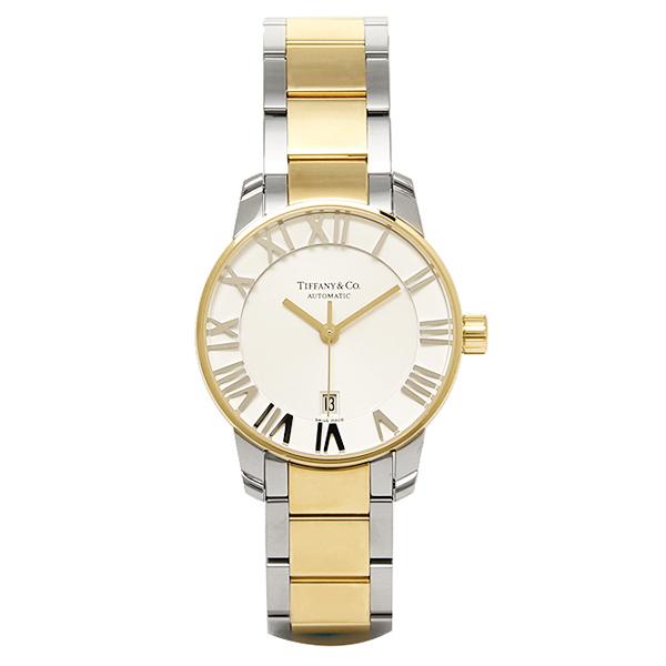 ティファニー 時計 レディース TIFFANY&Co. Z1830.68.15A21A00A 自動巻 ATLAS DOME 腕時計 ウォッチ シルバー