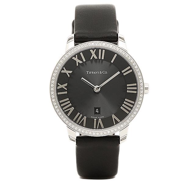 ティファニー 時計 レディース TIFFANY&Co Z18311110B10A40A ATLAS DOME 腕時計 ウォッチ ブラック