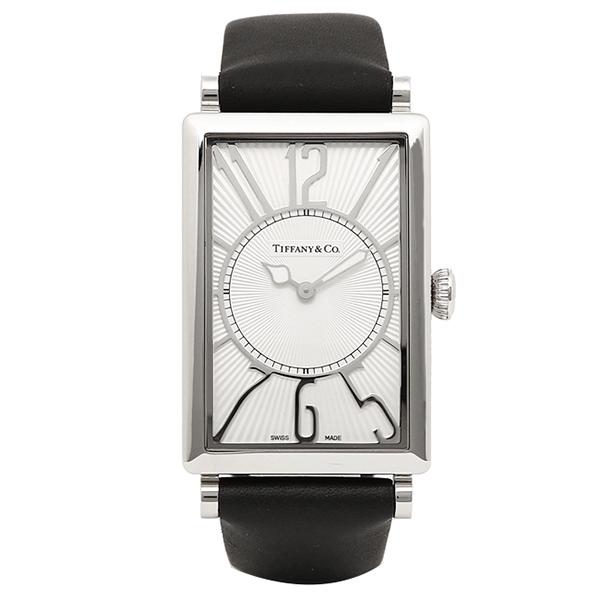 ティファニー 時計 メンズ TIFFANY&Co. Z3002.10.10A21A68A GALLERY 腕時計 ウォッチ シルバー