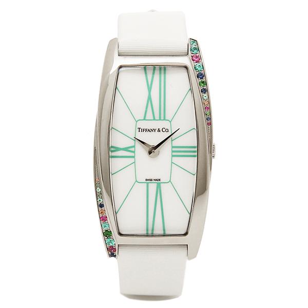 ティファニー 時計 レディース TIFFANY&Co. Z6401.10.10G29A48G GEMEA 腕時計 ウォッチ ホワイト