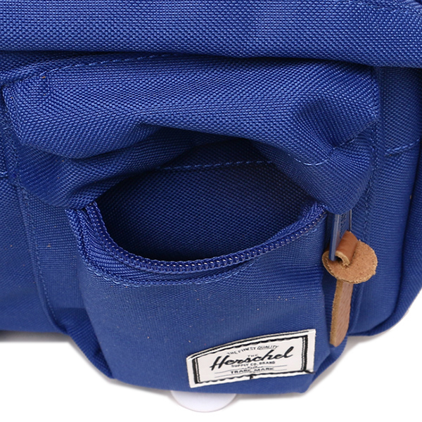 Herschel supply HERSCHEL SUPLLY 10018-00762 EIGHTEEN waist bag / body bag DEEP ULTRAMARINE/RED