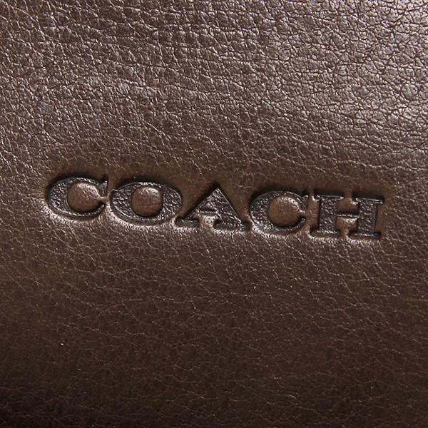 코치 가방 남성 COACH 70901 B4/MA ブリーカー 슬림 서류 가방/숄더백 격투/마호가니