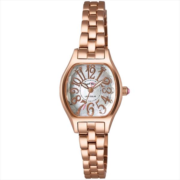 エンジェルハート 時計 ANGEL HEART ラブソーラー 腕時計 ウォッチ ゴールド