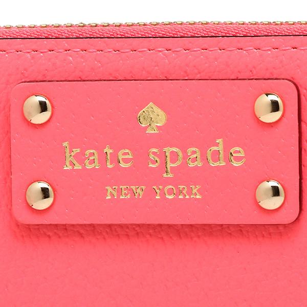 케이트 스페이드 지갑 아울렛 KATE SPADE WLRU1153 661 WELLESLEY NEDA 라운드 패스너장 지갑 PEONY
