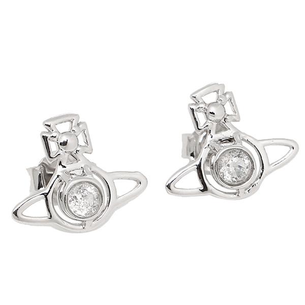 5c6e77489 VIVIENNE WESTWOOD 724399B/1 NORA Nora silver, Vivienne Westwood earrings ...