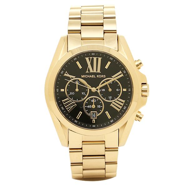 マイケルコース 時計 レディース MICHAEL KORS MK5739 MK5739710 ブラッドショー 腕時計 ウォッチ ブラック/ゴールド