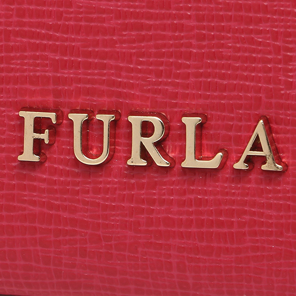 FURLA card FURLA 793474 PO37 B30 RUB TRILLI CREDIT CARD CASE RUBY