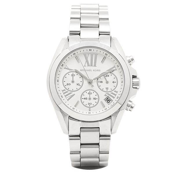 ウォッチ ブラッドショー CHRONOGRAPH レディース シルバー マイケルコース MICHAEL 時計 KORS BRADSHAW 腕時計 MK6174