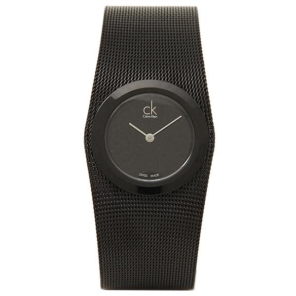 カルバンクライン 時計 レディース CALVIN KLEIN K3T234.21 IMPULSIVE インプルーシブ 腕時計 ウォッチ ブラック