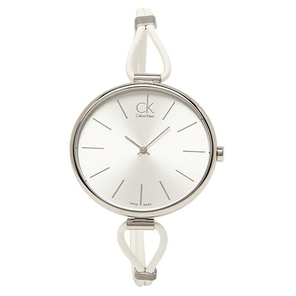 カルバンクライン 時計 レディース CALVIN KLEIN K3V231.L6 SELECTION セレクション 腕時計 ウォッチ シルバー