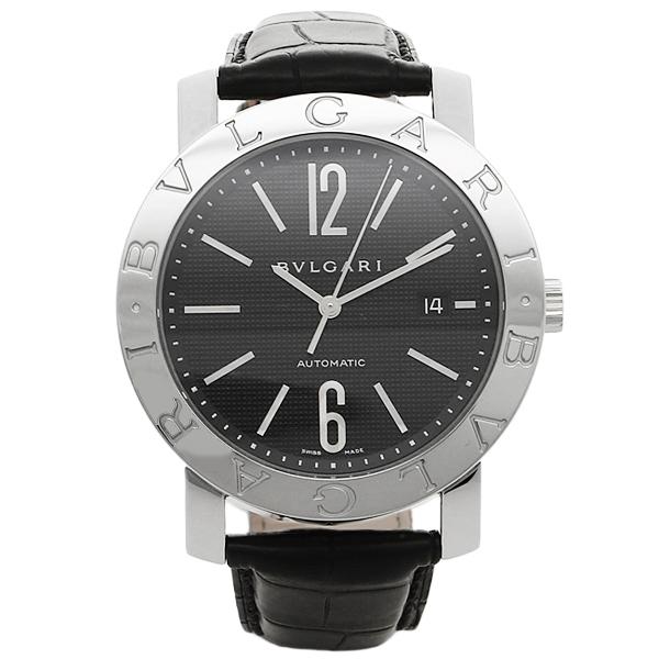 1andone rakuten global market bvlgari watches mens bvlgari watches mens bb42bsldauto101380 bvlgari bulgari bulgari automatic winding watch watch black silver