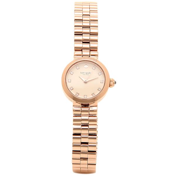 ケイトスペード 時計 レディース KATE SPADE 1YRU0921 TINY GRAMERCY タイニーグラマシー 腕時計 ウォッチ ローズゴールド