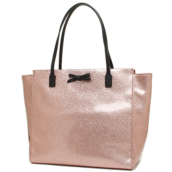 KATE SPADE WKRU3542 799 TADEN MAVIS STREET tote bag ROSEGOLD, Kate spade bags outlet