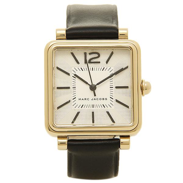 マークジェイコブス 時計 レディース MARC JACOBS MJ1437 VIC30 ヴィク30 腕時計 ウォッチ ゴールド/ホワイト/ブラック