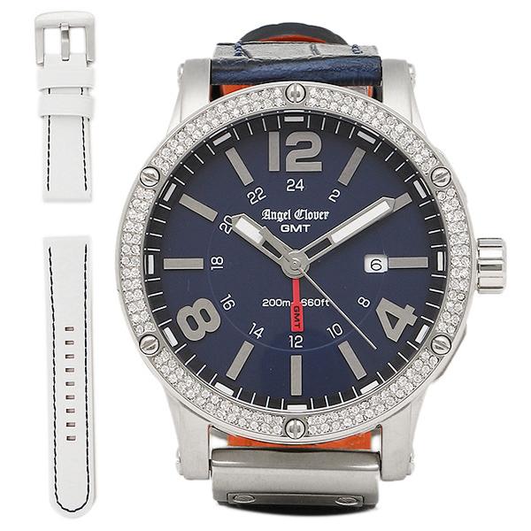 エンジェルクローバー 時計 ANGEL CLOVER EVG46SNV NV01 腕時計 ウォッチ ブルー