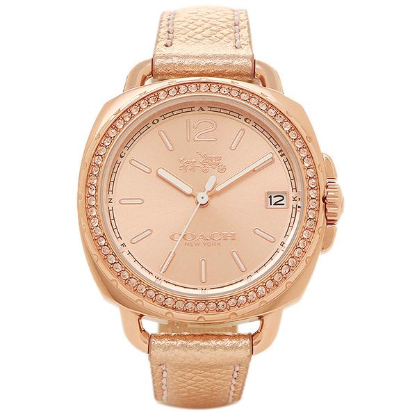 コーチ 時計 COACH 14502629 TATUM テイタム レディース腕時計ウォッチ ピンク/ピンクゴ-ルド