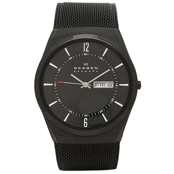 スカーゲン SKAGEN 時計 SKAGEN SKW6006 AKTIV アクティブ メンズ腕時計 ウォッチ ブラック
