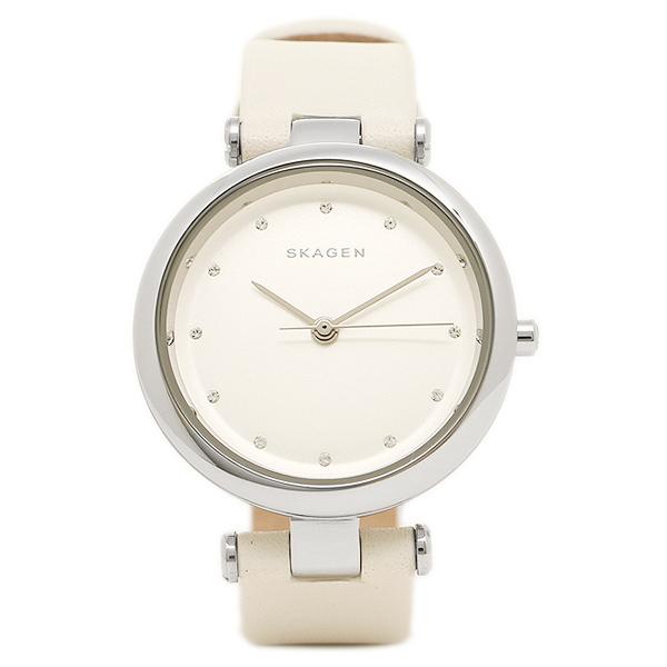 スカーゲン 時計 SKAGEN SKW2517 TANJA ターニャ レディース腕時計ウォッチ ホワイト