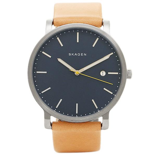 スカーゲン SKAGEN 時計 SKAGEN SKW6279 HAGEN ハーゲン メンズ腕時計 ウォッチ ブルー/ブラウン