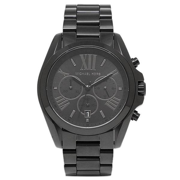 マイケルコース 時計 MICHAEL KORS MK5550 BRADSHAW ブラッドショーレディース腕時計ウォッチ ブラック