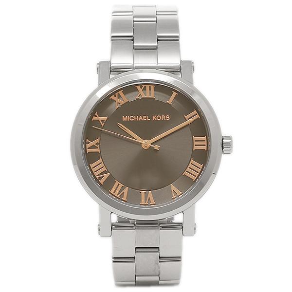マイケルコース 時計 MICHAEL KORS MK3559 NORIE DAMENUHR レディース腕時計ウォッチ グレー/シルバー