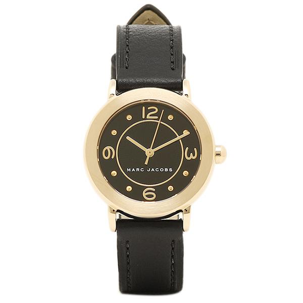 MARC JACOBS 時計 マークジェイコブス MJ1475 RILEY ライリー レディース腕時計ウォッチ ブラック/イエローゴールド