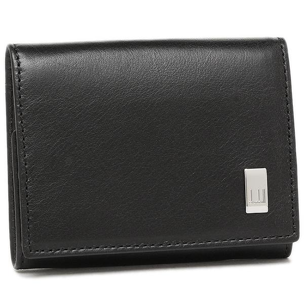 DUNHILL 財布 ダンヒル QD8000 SIDECAR サイドカー メンズ 小銭入れ・コインケース ブラック