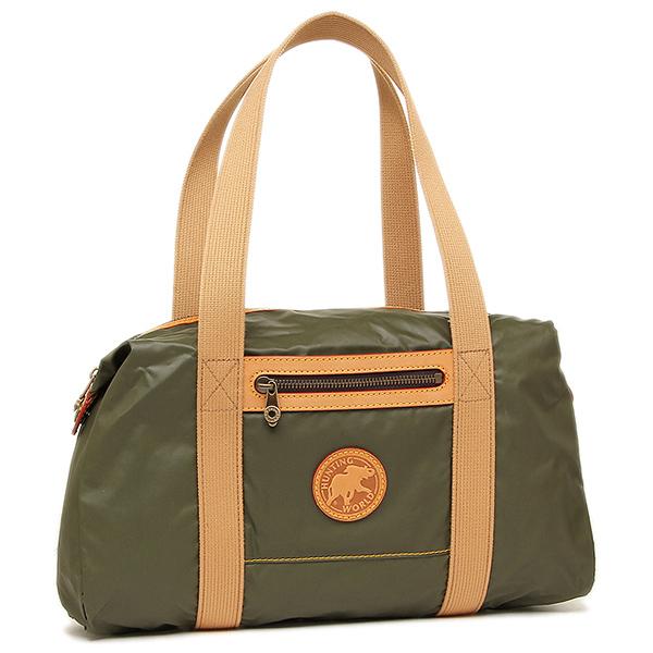 ハンティングワールド バッグ HUNTING WORLD 3978880 GREEN バチューリミテッド グリーン ハンドバッグ
