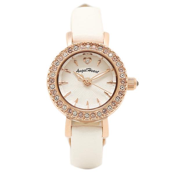 ANGEL HEART 時計 エンジェルハート ET21P-WH エターナルクリスタル レディース腕時計ウォッチ シルバー/ホワイト