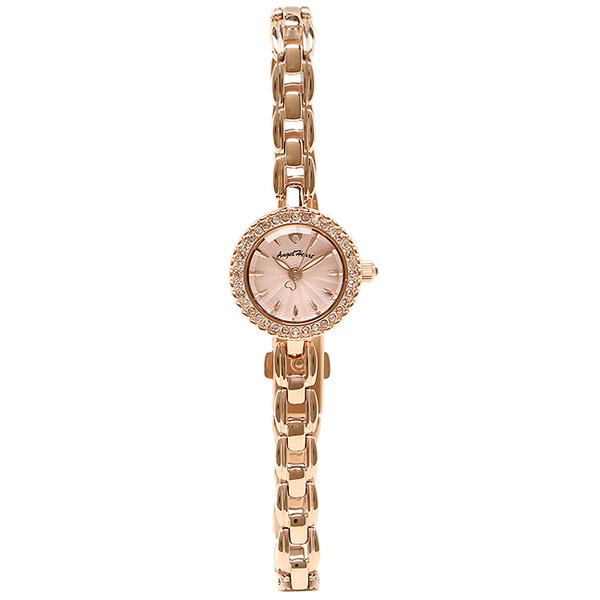 ANGEL HEART 時計 エンジェルハート ET21PP エターナルクリスタル レディース腕時計ウォッチ シルバー/ピンクゴールド