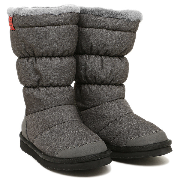 Bearpaw ベアパウ ブーツ SN-KR-3 SNOW FASHION LONG スノーブーツ LIGHT GRAY
