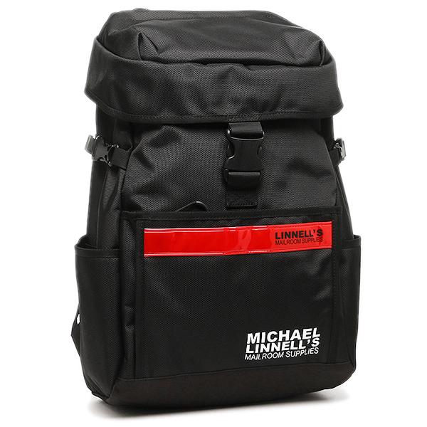 マイケルリンネル MICHAEL LINNELL リュック ML-016 約27L レッド