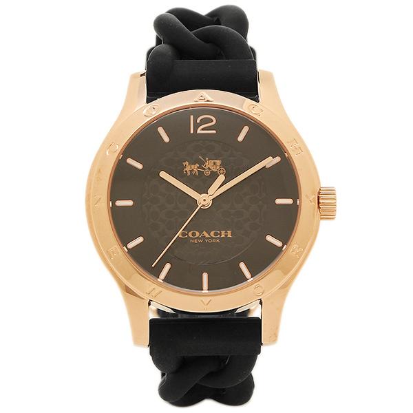 COACH コーチ 腕時計 レディース アウトレット W6044 BLK ブラック