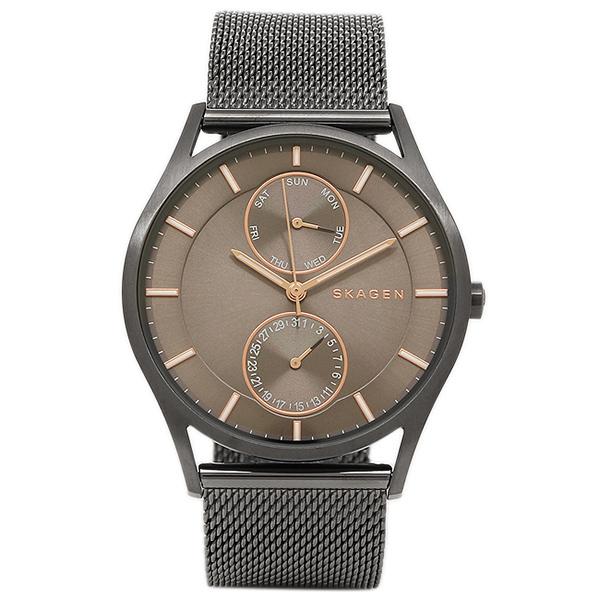 スカーゲン SKAGEN メンズ 腕時計 SKAGEN SKW6180 グレ-
