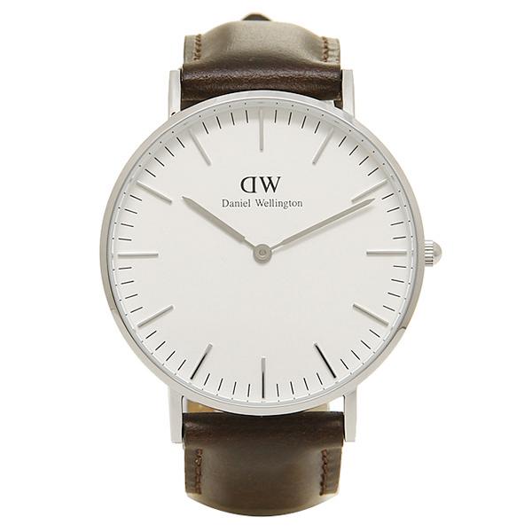 Daniel Wellington ダニエルウェリントン 腕時計 DW00100056 BRISTOL ビストロール シルバー