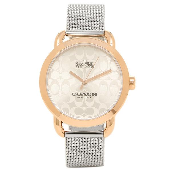 COACH コーチ 腕時計 レディース アウトレット W6182 TT ゴールド