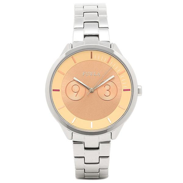 フルラ 腕時計 レディース FURLA R4253102505 シルバー/ローズ