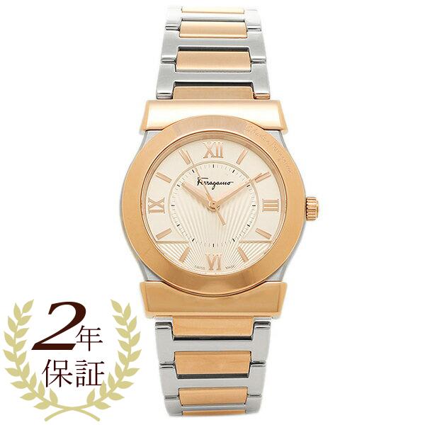 Ferragamo 腕時計 レディース サルヴァトーレフェラガモ FIQ030016 ピンクゴールド シルバー