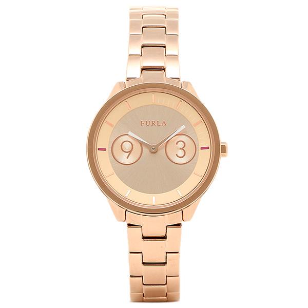 フルラ 腕時計 レディース FURLA R4253102518 ピンクゴールド