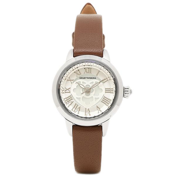 GIULIETTAVERONA 腕時計 ジュリエッタヴェローナ GV003SSIBR シルバー ブラウン
