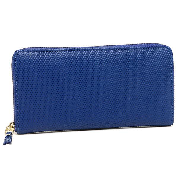 COMME des GARCONS コムデギャルソン 長財布 レディース/メンズ SA0110LG ブルー