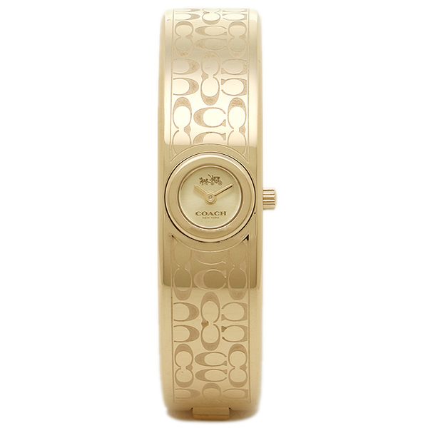 COACH コーチ 腕時計 レディース 14502625 ゴールド