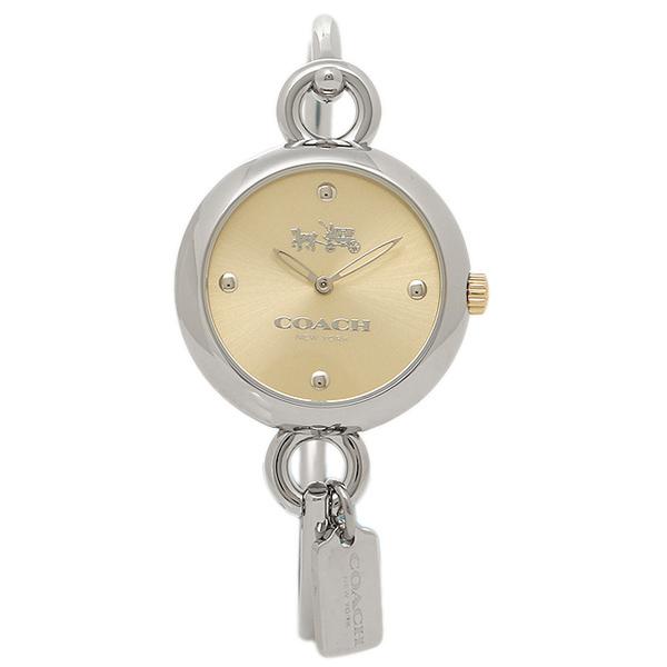 COACH コーチ 腕時計 レディース 14502689 ゴールド シルバー