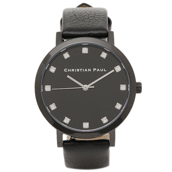 CHRISTIAN PAUL クリスチャンポール 腕時計 SWL-01 ブラック