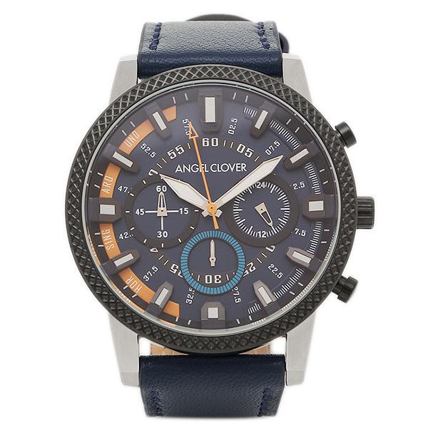 エンジェルクローバー 腕時計 ANGEL CLOVER RD44BNV-NV ネイビー ブラック ブルー