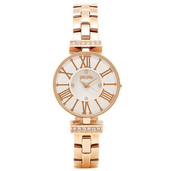 DYNASTY DREAM WF15B028BSW レディース腕時計ウォッチ FOLLI ホワイト/ローズゴールド WINTER FOLLIE 時計 フォリフォリ