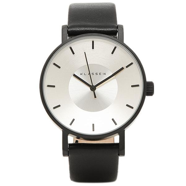 klasse14 クラス14 腕時計 VO14BK001W シルバー ブラック