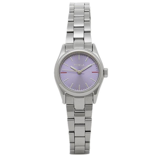 フルラ 腕時計 レディース FURLA R4253101516 シルバー ライラックパープル
