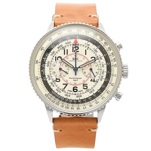 シルバー SONNE ブラウン HI004BK-IV  腕時計   ゾンネ