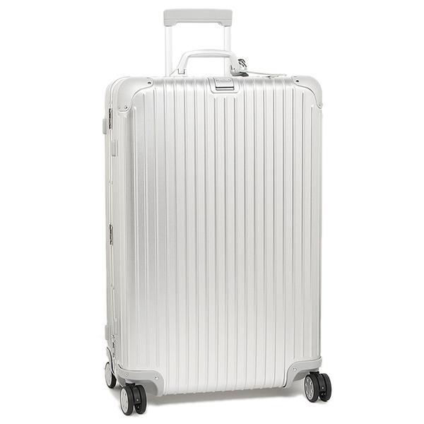 RIMOWA リモワ スーツケース レディース/メンズ 924.73.00.5 トパーズ 4輪 85L シルバー